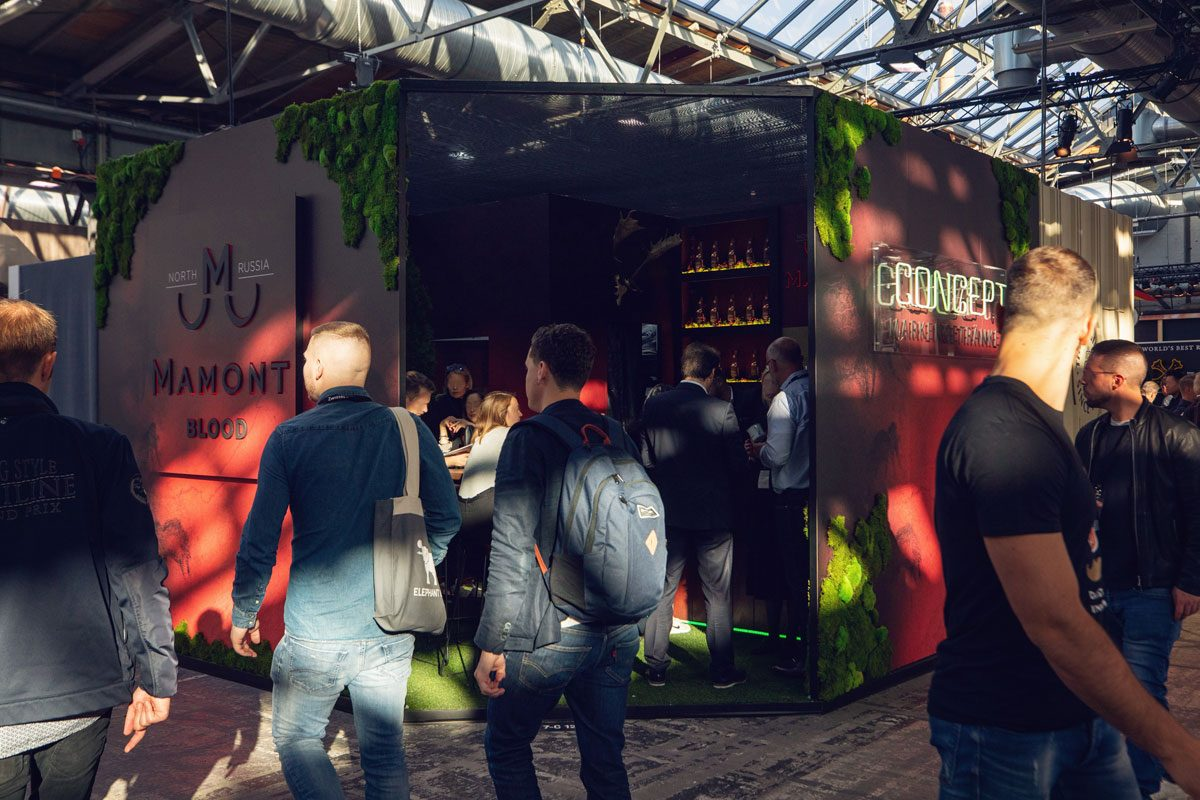 BCB, Bar Convent Berlin, Oct. 2019