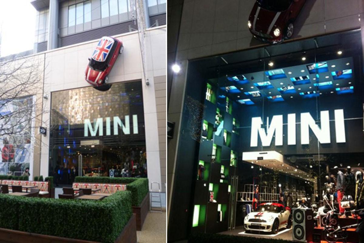 MINI, Westfield MINI Store UK