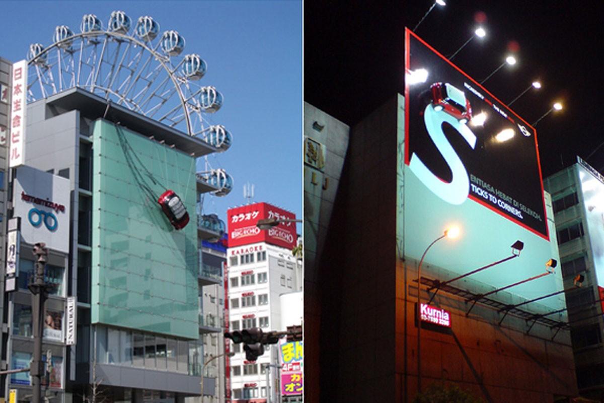 MINI, Nagoya + Malaysia