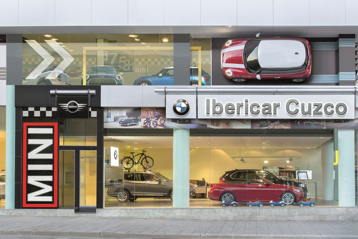 MINI dealership Spain