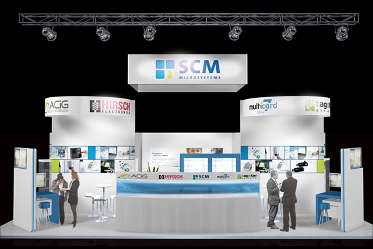 SCM Microsystems CAD draft