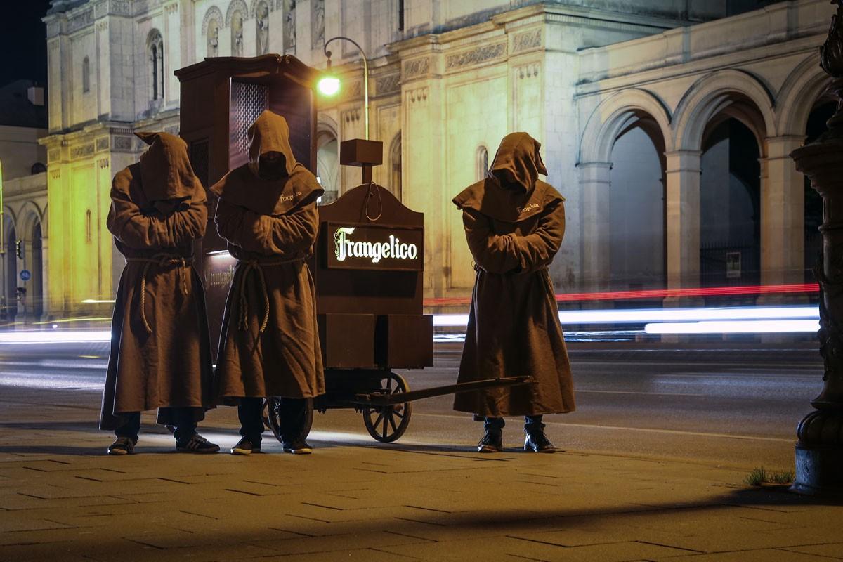 Frangelico, Stake Body Truck<br /> photo©by Stephan Sparakowski<br /> ausführende Agentur: Die Favoriten, Munich