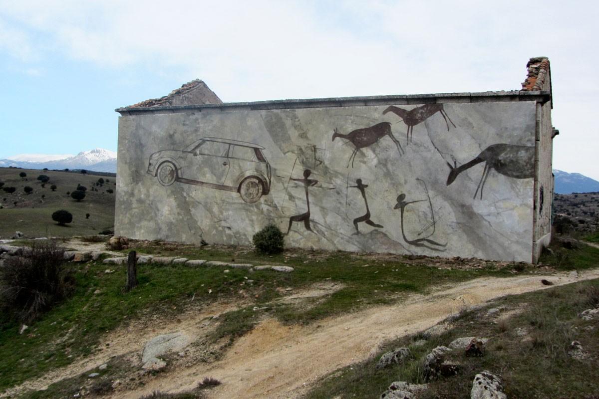 Cave Art, MINI Dealer Convention, Pistas Intas Madrid