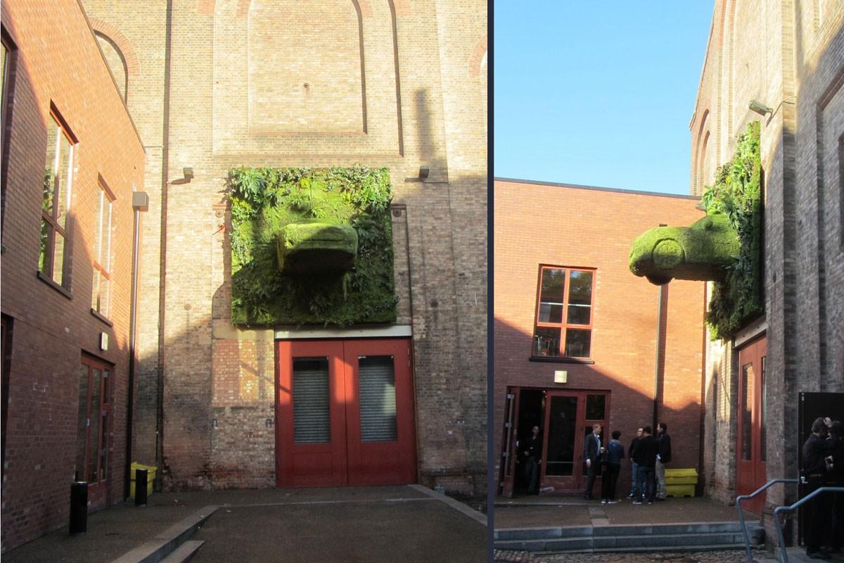 MINI Hanging Garden, London