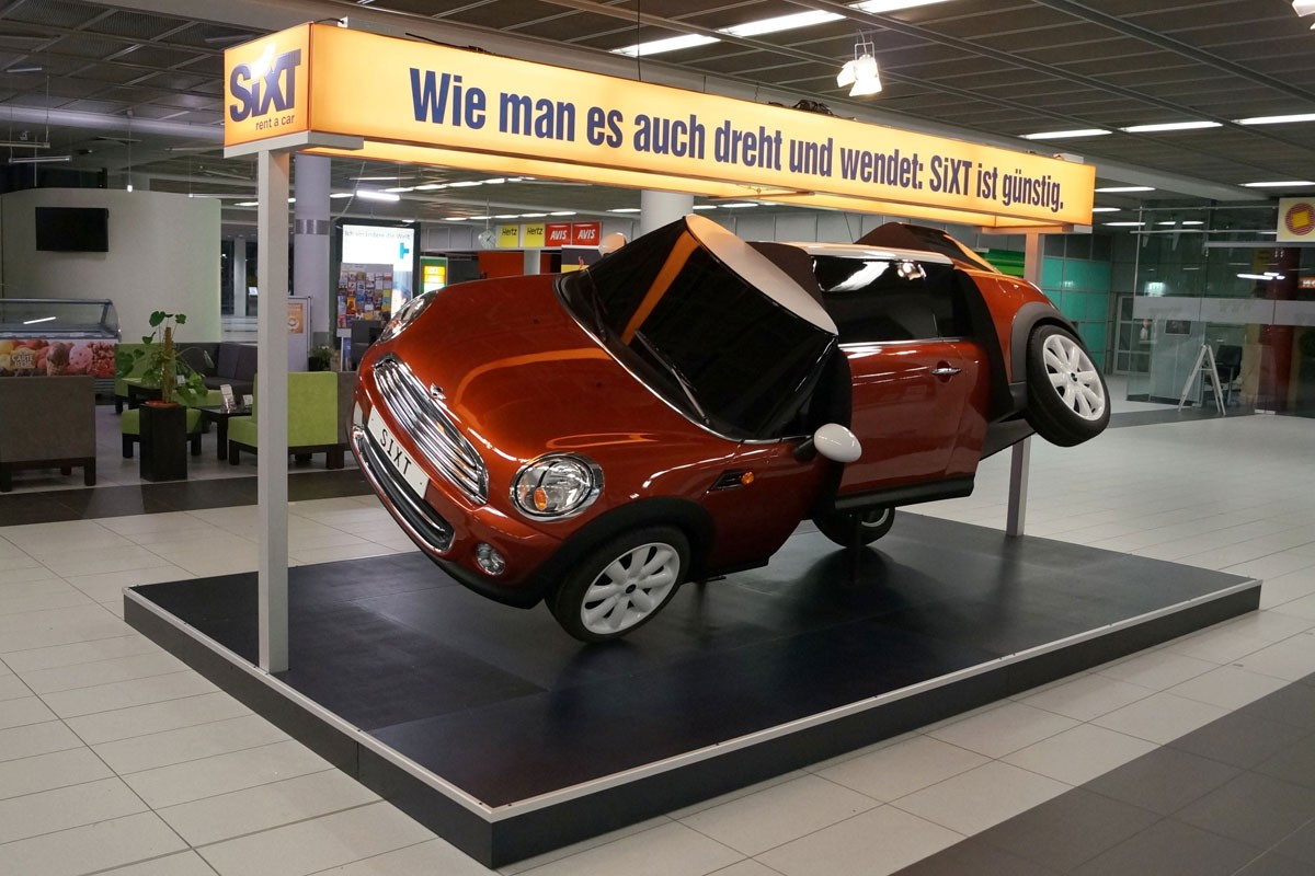 Sixt, Airport Dresden