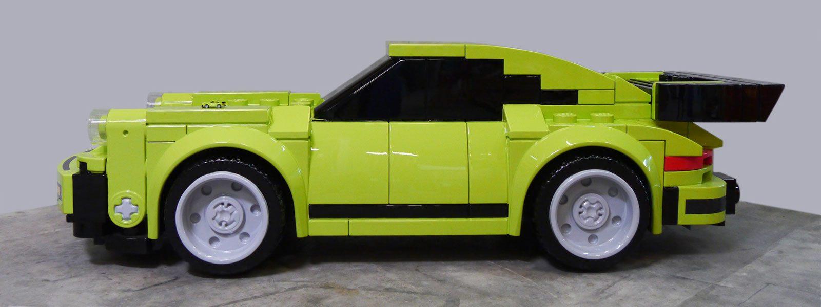 big brick LEGO-Porsche 911
