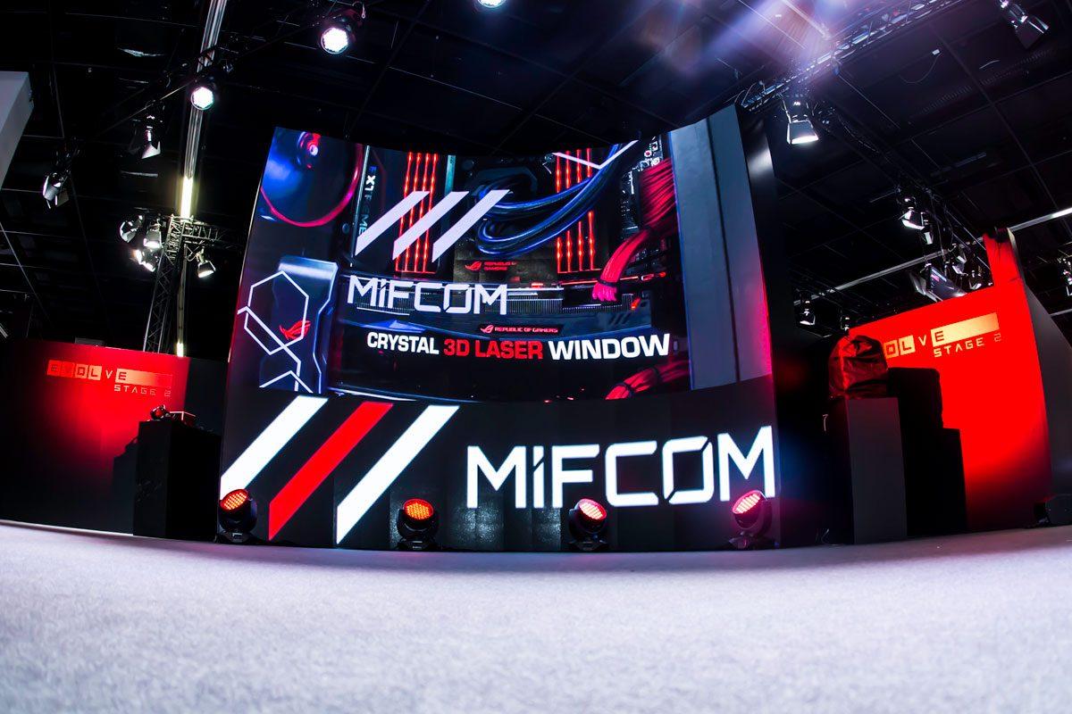 MIFCOM, gamescom, 2016, Köln