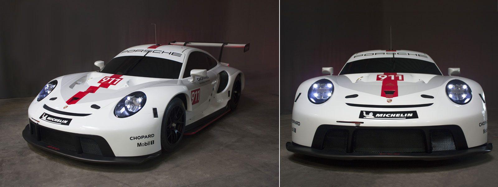 Porsche 911 RSR, 2020