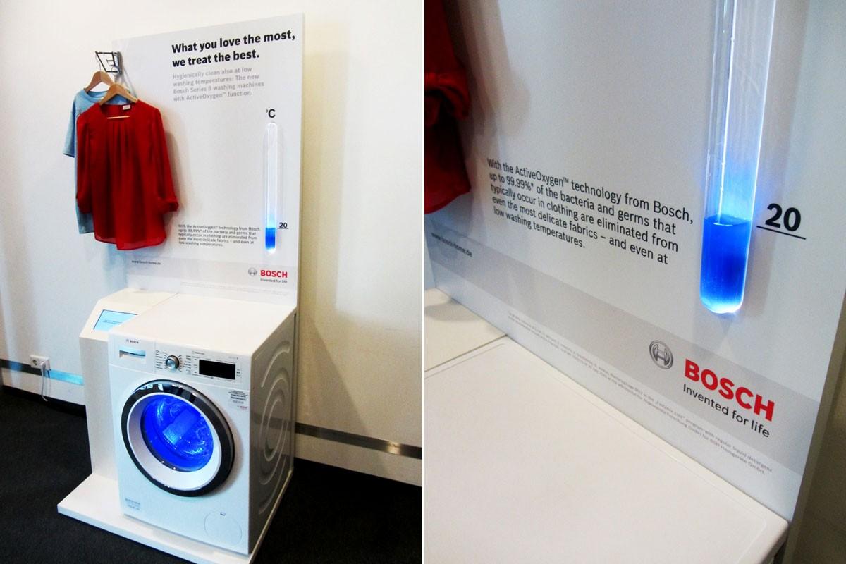 Bosch, washer module