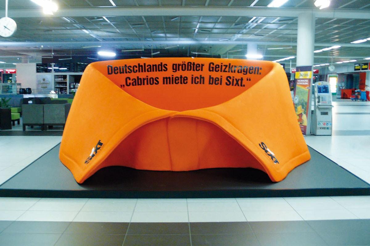 Sixt, Geizkragen, Airport Dresden