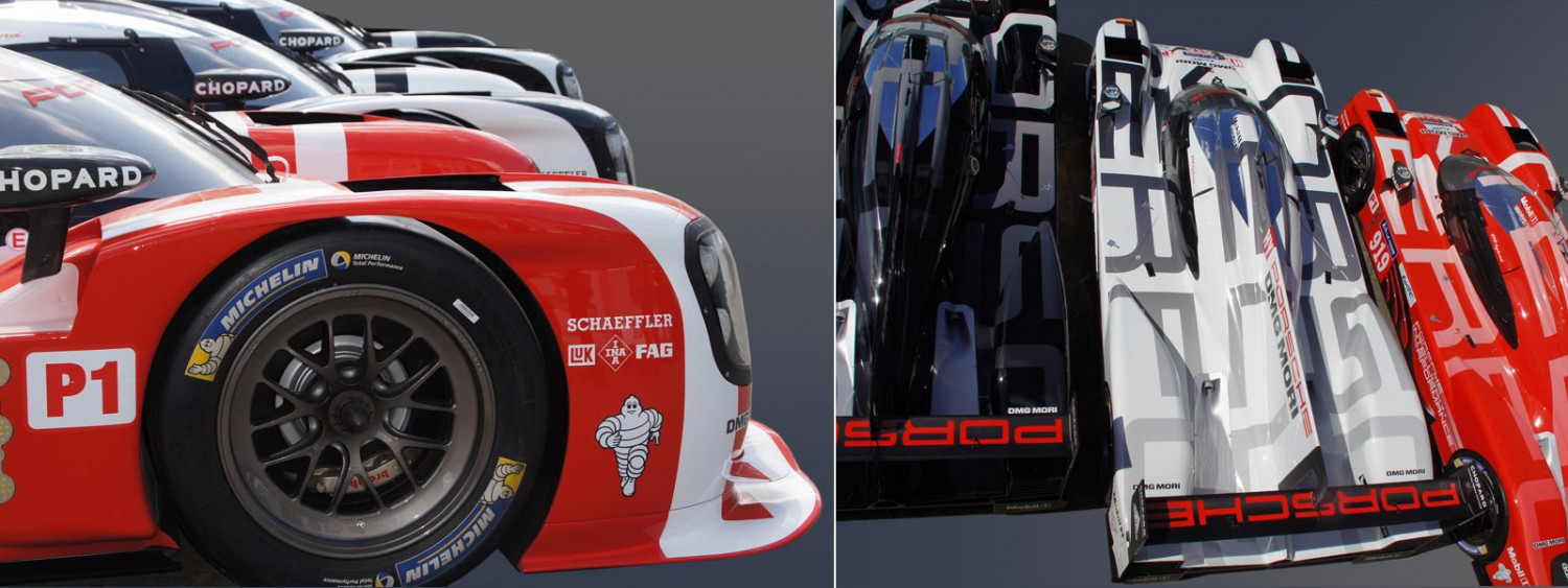 Porsche LMP1 Collection
